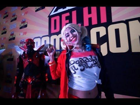 Alto Delhi Comic Con 2016 Cosplay Aftermovie | Comic Con India