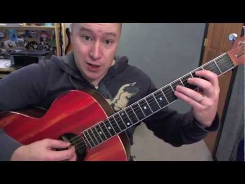 Better Dig Two- Guitar Lesson- The Band Perry  (Todd Downing)