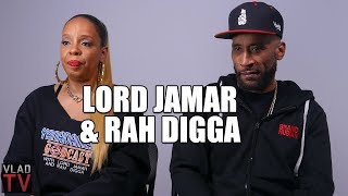 Lord Jamar & Rah Digga on Michael Rapaport Calling Meek Mill