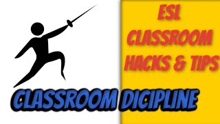 Classroom Discipline  - Easy Easy Games Teaching Tips #2