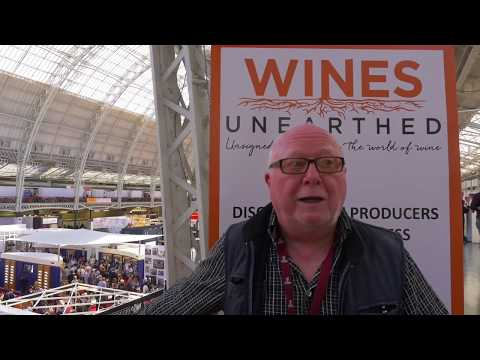 Stephen Barrett talks about Wines Unearthed