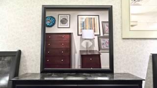 Sandberg Metro Park Dresser And Mirror