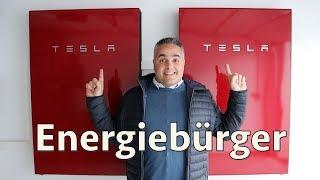 Inbetriebnahme Tesla Powerwall 2 Founders Edition - Fast autarke Stromversorgung! (Teil 2/2)