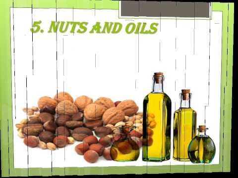 High Acid Foods List