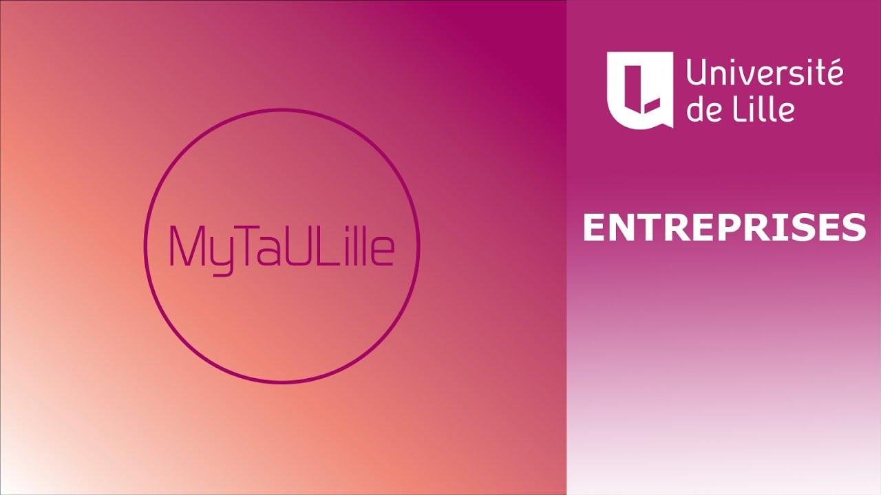 Youtube Video: MyTAUlille - mode d'emploi