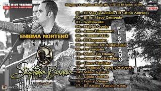 """Enigma y La Septima Banda (En Vivo En El Salado 2010) """"DISCO COMPLETO"""""""