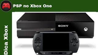 [Dica Xbox] Emulador PSP para Xbox One