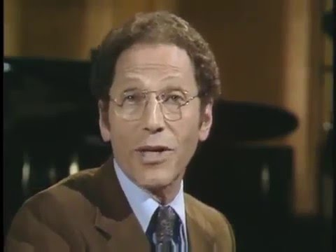 Tom Lehrer  I got it from Agnes  SUB ITA