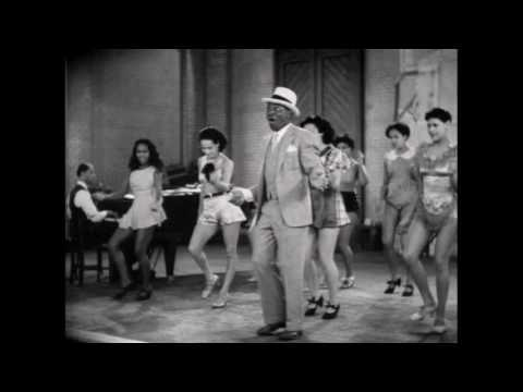 Bill Robinson & Chorus  1934
