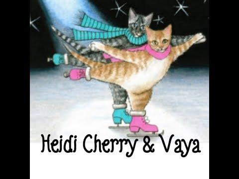 Heidi Cherry & Vaya, 1st B/Day, Henry & Julia, Hospital - Children's Bedtime Story/Meditation
