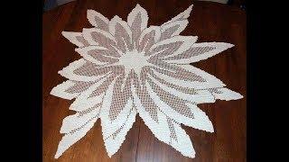 Sehpa Örtüsü Dantel Modelleri & Crochet