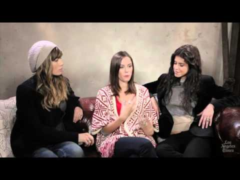 Jessica Biel and Cast on 'Emanuel and The Truth About Fishes': Sundance Film Festival