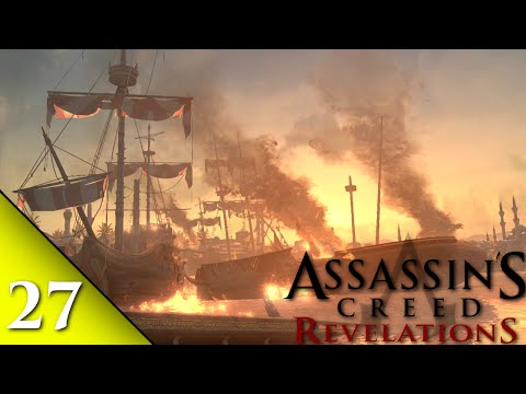 Assassin's Creed: Revelations | Part 27 - Mother Frickin' Flame Thrower