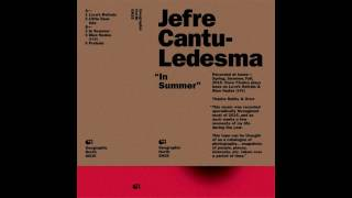Jefre Cantu-Ledesma - In Summer (full album)