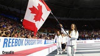 2018 CrossFit Games | Athlete Ceremony