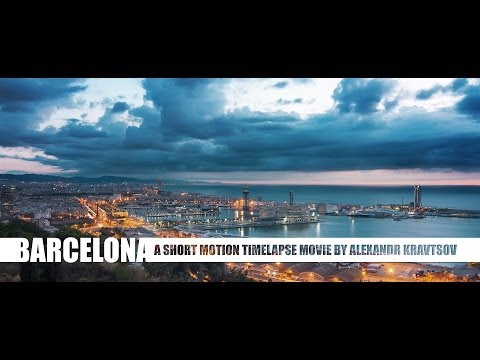 Barcelona - More Than A City, Less Than A Universe