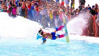 Pond Skimming Championships | Vail, Colorado 2016