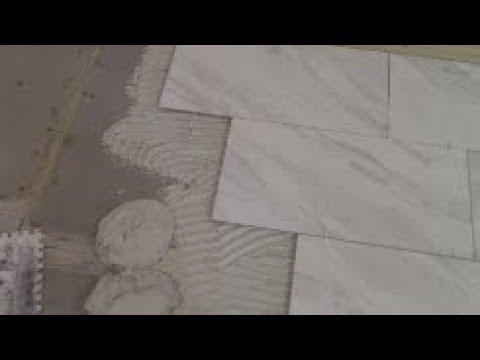 Floor Tile Tips and Tricks for DIY'r