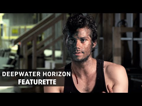 Thumbnail: Deepwater Horizon (2016 Movie) Official Featurette – 'Gina Rodriguez and Dylan O'Brien'
