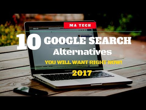 10 Google Search Alternatives You Should Know.