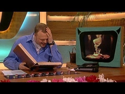 Stefan Raab liest