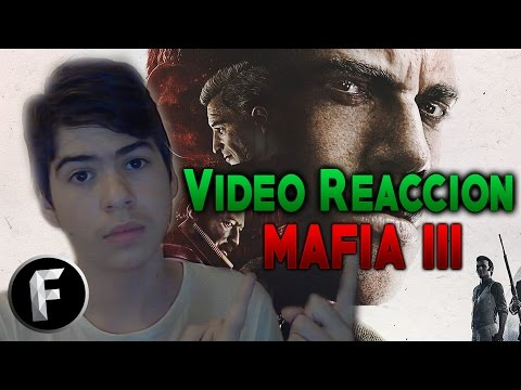 DEMO MAFIA III gameplay E3 2016 en ESPAÑOL | Video Reaccion