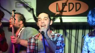 Concierto De Mediatics.victor Elias.ruben Tajuelo. En La Sala Ledd Rock Bar En Pinto 1-11-2014