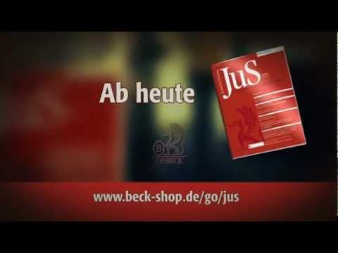 JuS Spot (Version 2) -  C.H. Beck Verlag