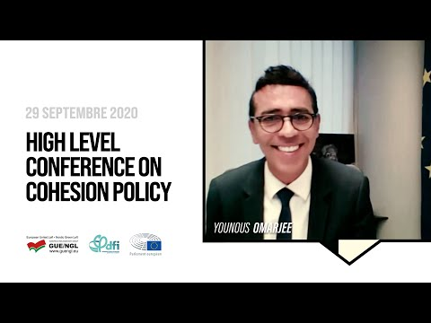 High Level Conference on Cohesion policy - Solidarity / Cohésion / Conférence