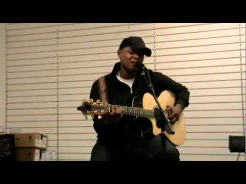 Javier Colon - Time After Time (Cover)