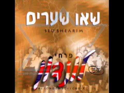 London School Of Jewish Song — The Forgotten Princess (1991)