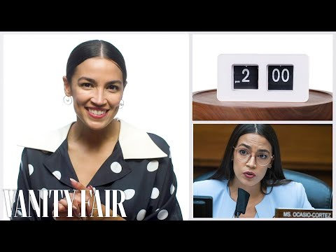 Everything Alexandria Ocasio-Cortez Does In a Day | Vanity F