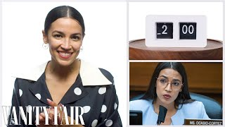Everything Alexandria Ocasio-Cortez Does In a Day | Vanity Fair