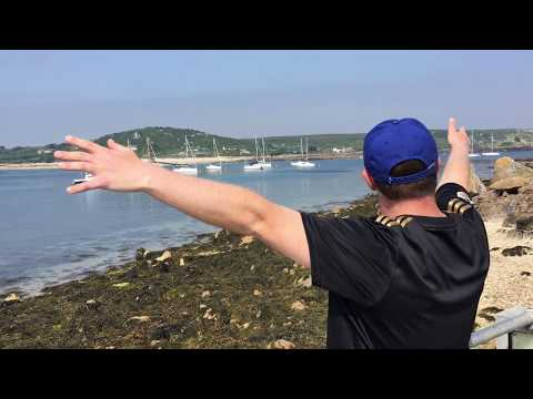 ISLES of SCILLY - BEAUTIFUL ISLAND ESCAPE in the UK - vlog 2018