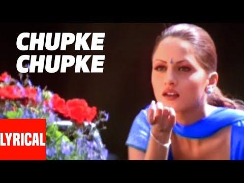 Chupke Chupke Lyrical Video Hindi Album | Mahek | Pankaj Udhas | Feat. John Abraham