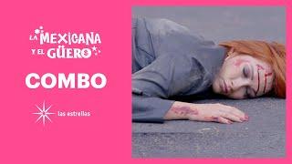 La Mexicana y el Güero: ¡Sofía sufre un lamentable accidente! | C-121 | Las Estrellas