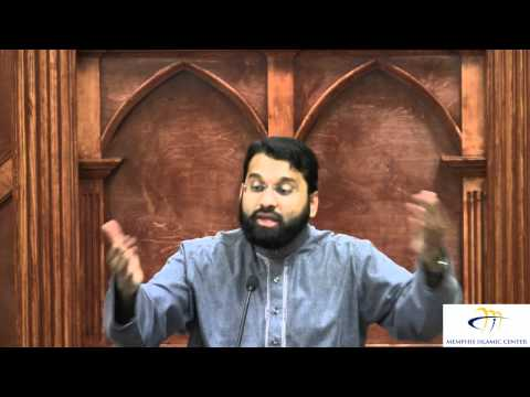 The Best of Stories: Pearls from Surat Yusuf | by Shaykh Yasir Qadhi | Part 3 | Video 4 of 6
