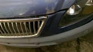 МИРовой блог: Окраска  ГАЗ-2217 ''Баргузин/Соболь'', день 2, зачистка переда