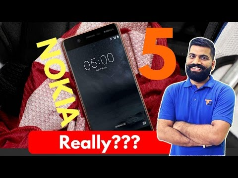 Nokia 5 Smartphone - Beating Samsung? My Opinions