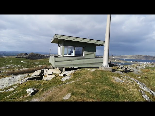 Fjøløy Fort 2020-04-13