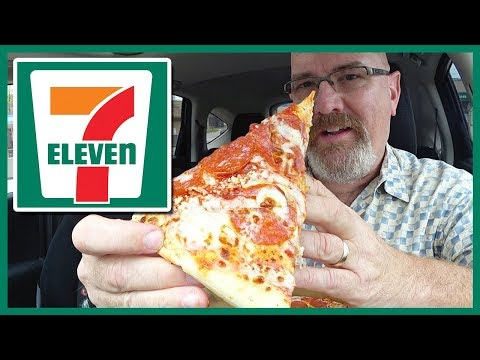 7-Eleven Large Pepperoni Pizza