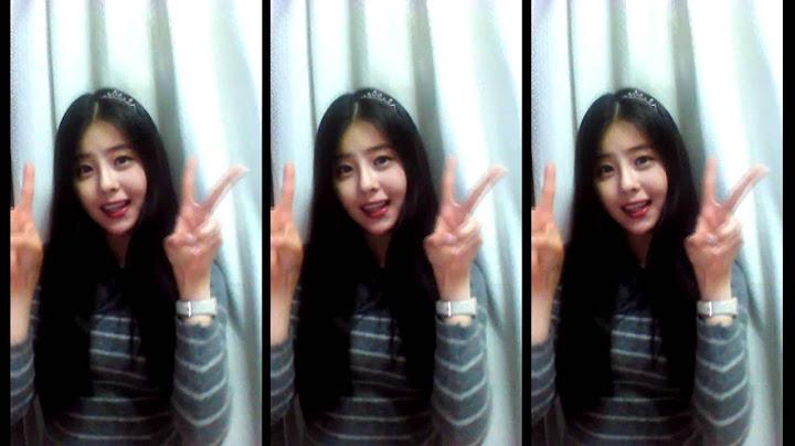 the most cutest korean gwiyomi aegyo 2013