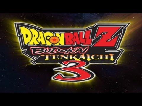 Dragon Ball Z Budokai Tenkaichi 3 Wii  | Trailer / Opening | Gameplay