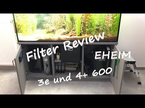 Review Filter Eheim professionel 3e und 4+ | XXL Aquarium #15