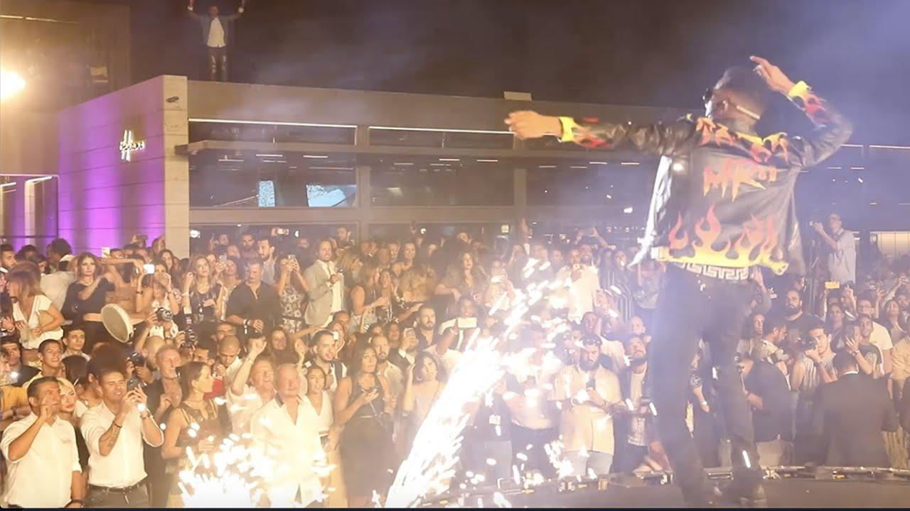 Mohamed Ramadan - ZED Concert / محمد رمضان - أقوي حفلة في زيد