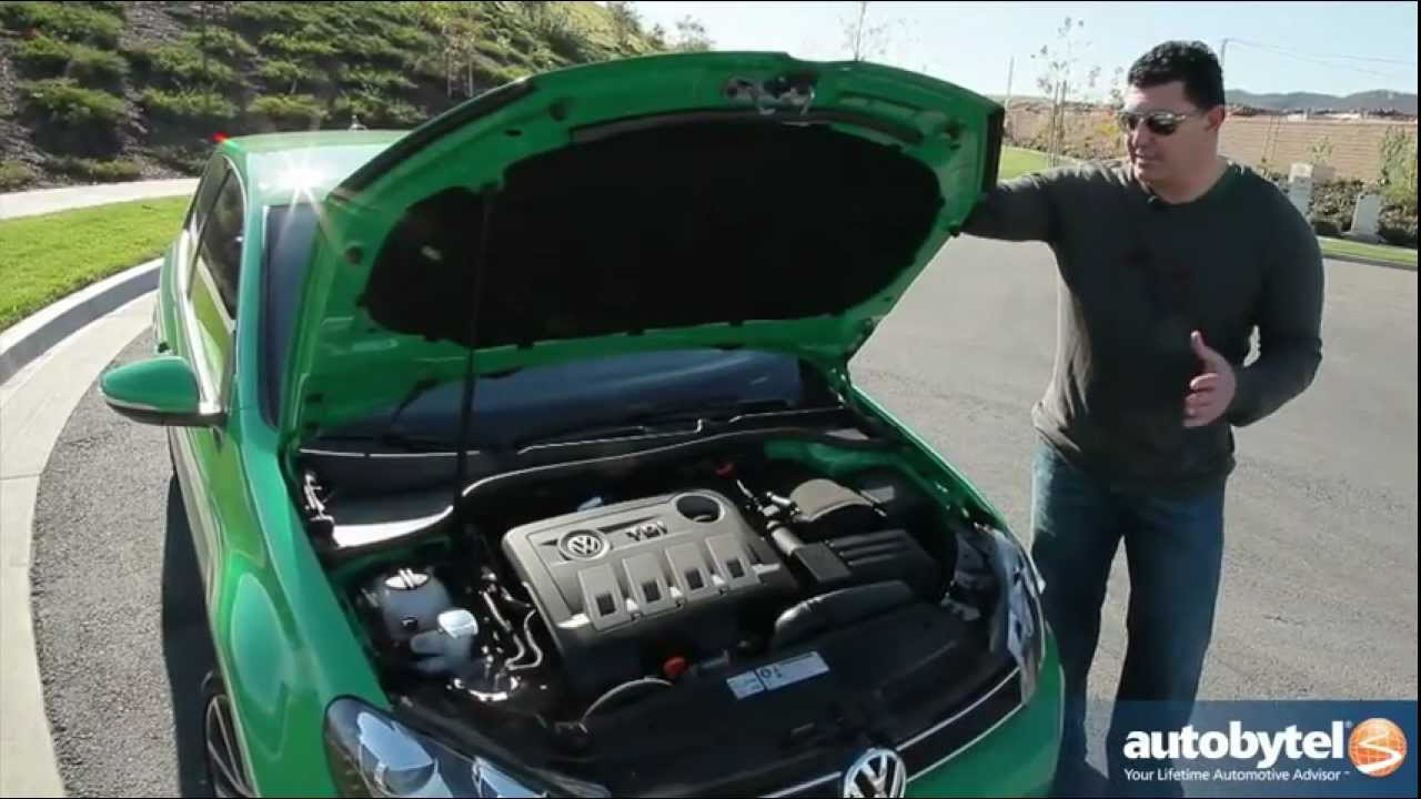 2013 Volkswagen Golf GTD Test Drive & Car Video Review