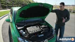 2013 Volkswagen Golf GTD Test Drive & Car Video Review