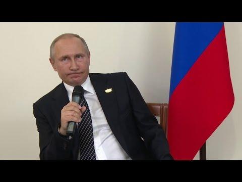 Putin recuerda lo que pasó después de que ahorcaron a Hussein e intervinieran en Irak y Libia