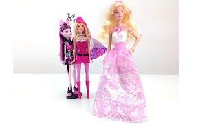 Барби. Невеста. Игрушки. Куклы. Развивающее видео