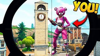 *NEW* HOW TO BECOME A GIANT TRICK! - Fortnite Funny Fails and WTF Moments! #389